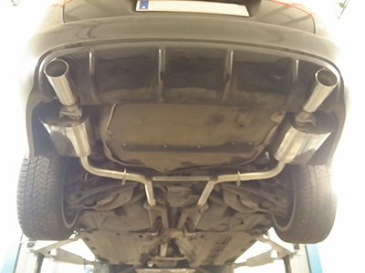 lechner tuning ::: audi a6 4f 3.0tdi let stage2