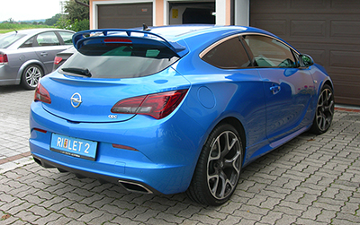 lechner tuning ::: opel astra j opc let stage3